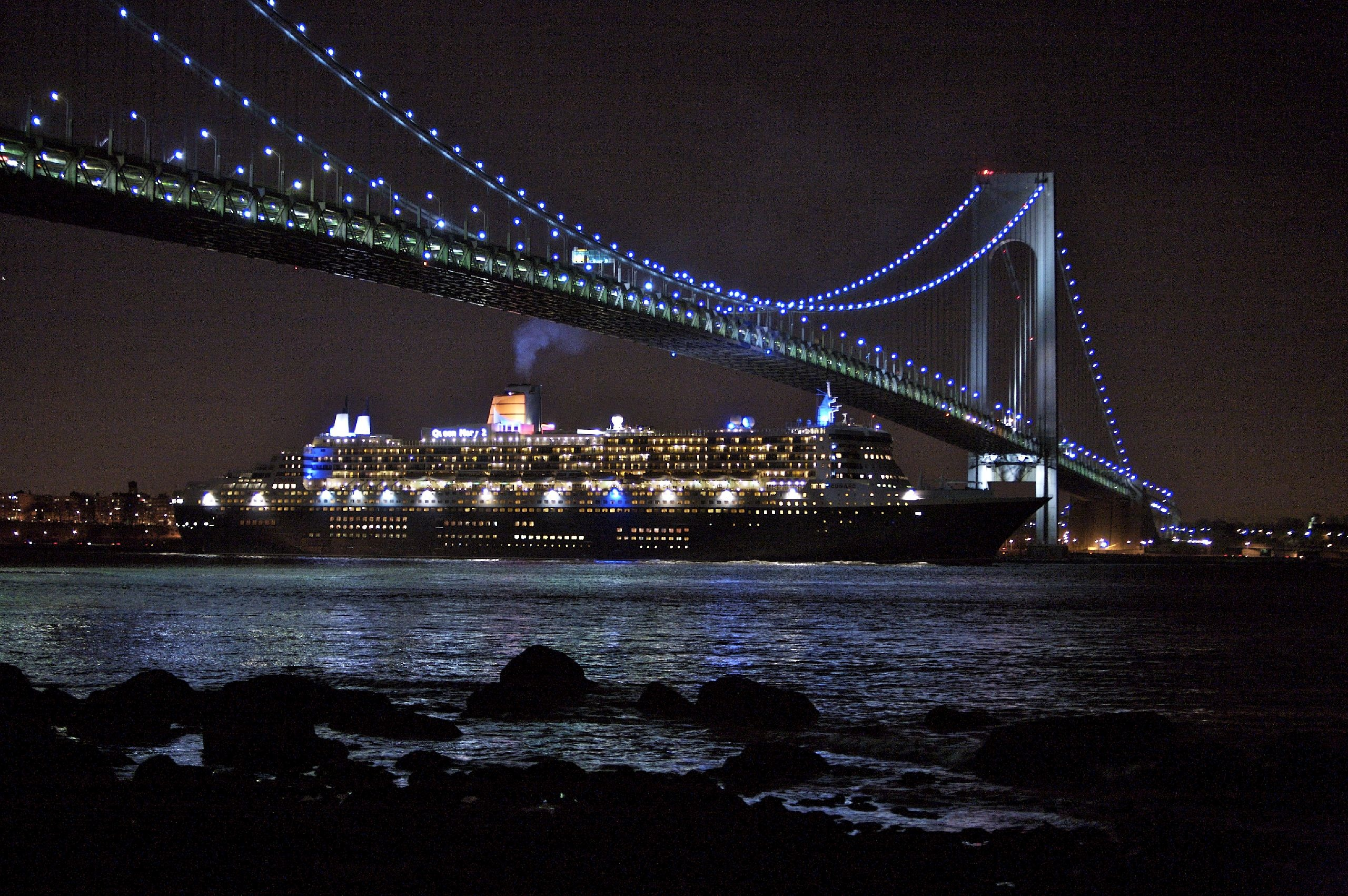 queen mary 2 (barco)