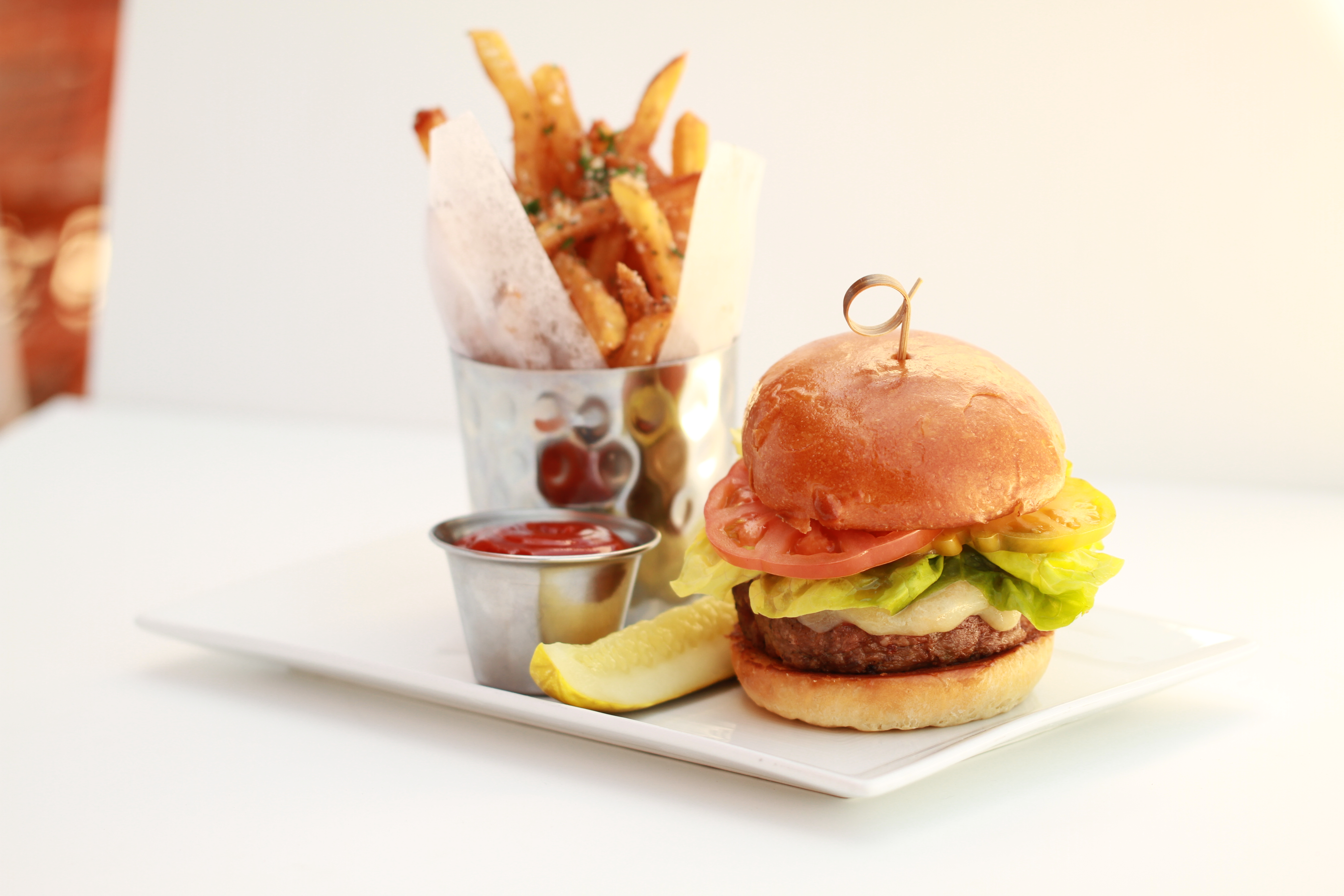 Prospect: Fancy Burgers and More in Clinton Hill « Only ...